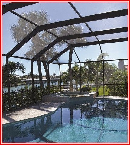 Adfors Pool And Patio Screen