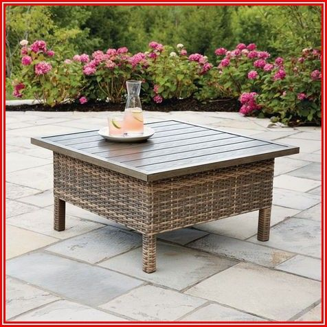 Adjustable Height Patio Table Canada