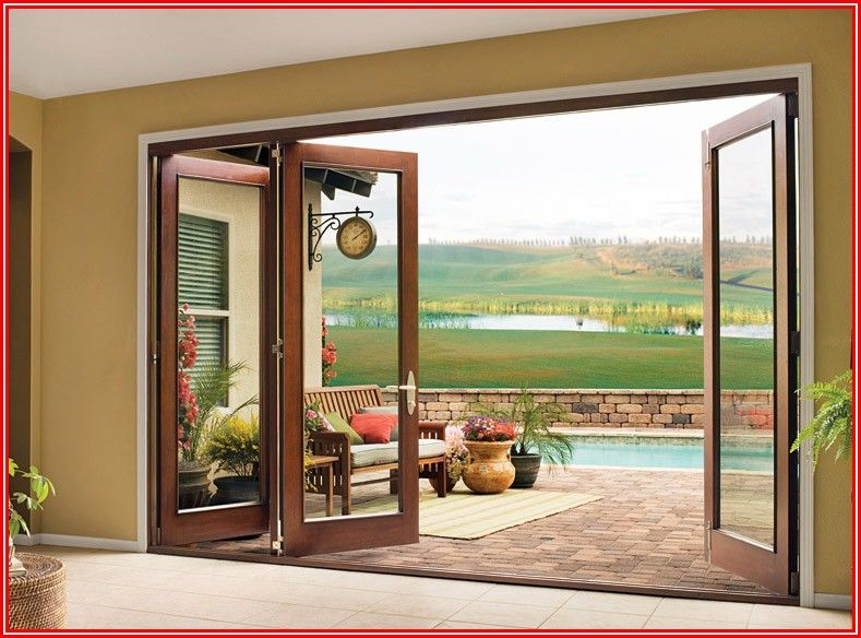 Adjusting Andersen Sliding Patio Doors