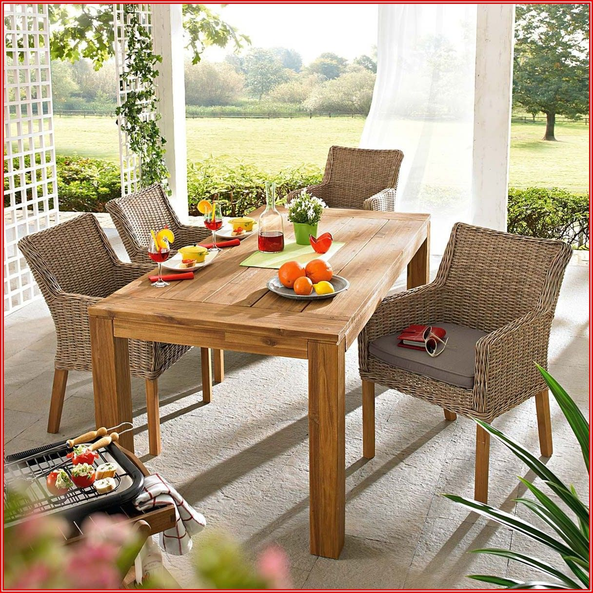 Affordable Modern Patio Furniture