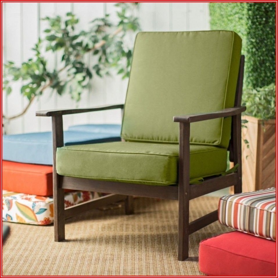 Affordable Patio Chair Cushions