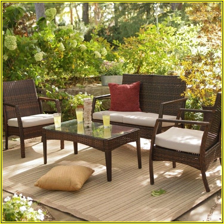 Affordable Wicker Patio Furniture