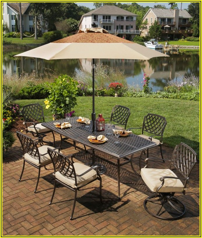 Agio Cast Aluminum Patio Furniture