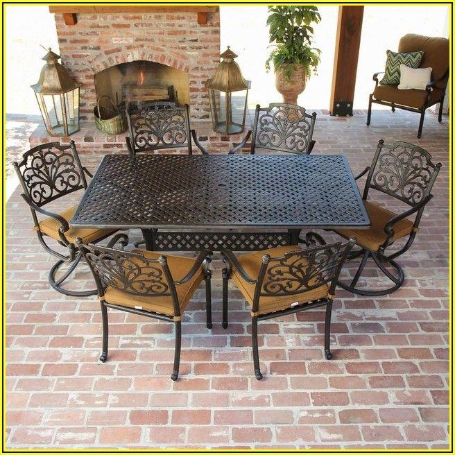 Alfresco Cast Aluminum Patio Furniture