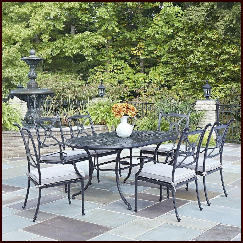 All Aluminum Patio Furniture