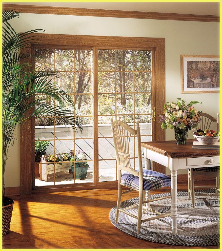 All Glass Patio Doors