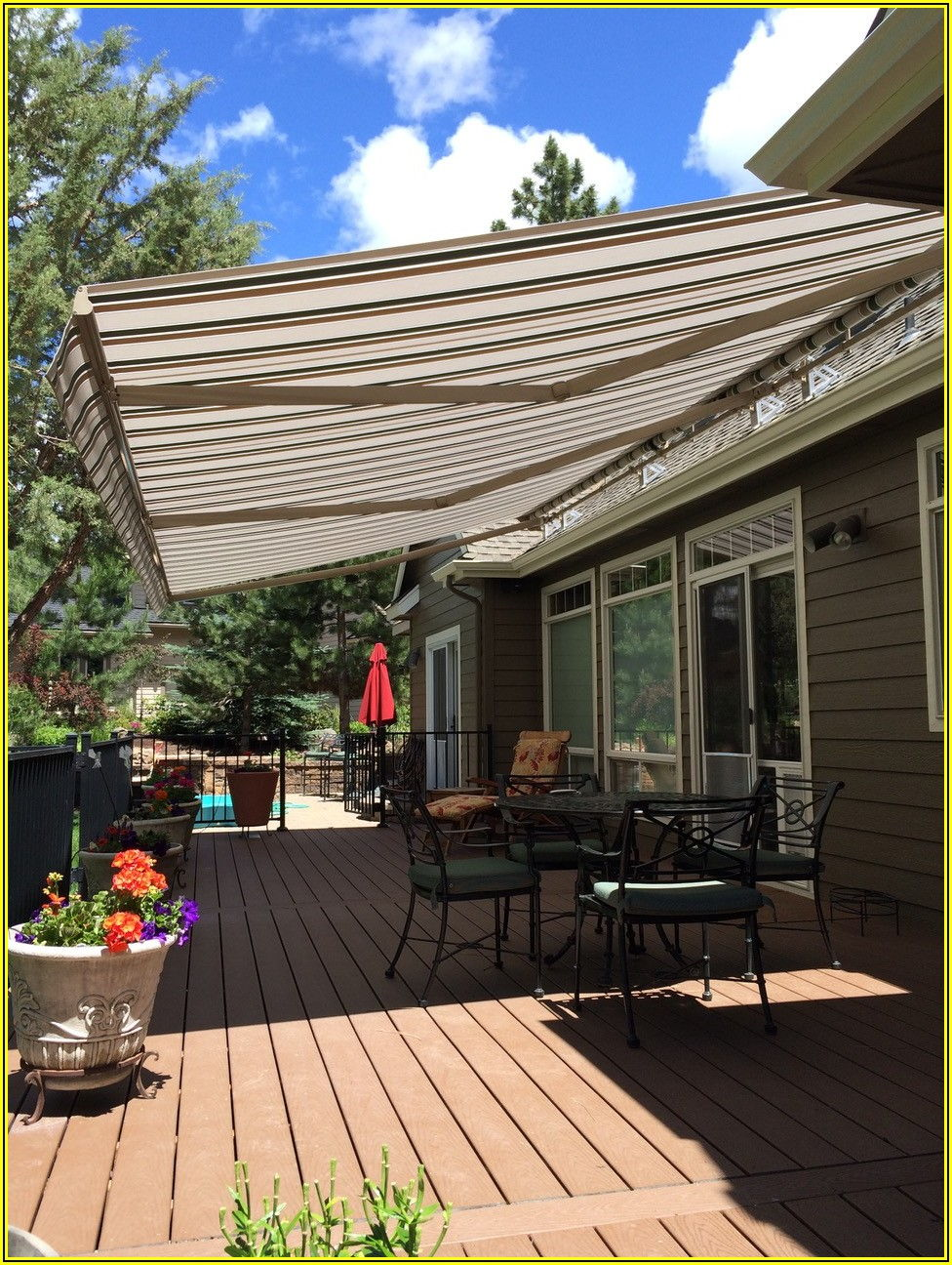 All Weather Patio Awnings Near Me