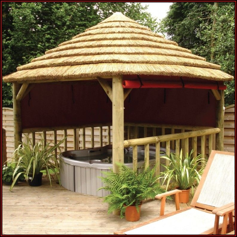 All Weather Patio Canopy