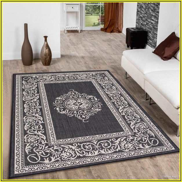 All Weather Patio Rugs