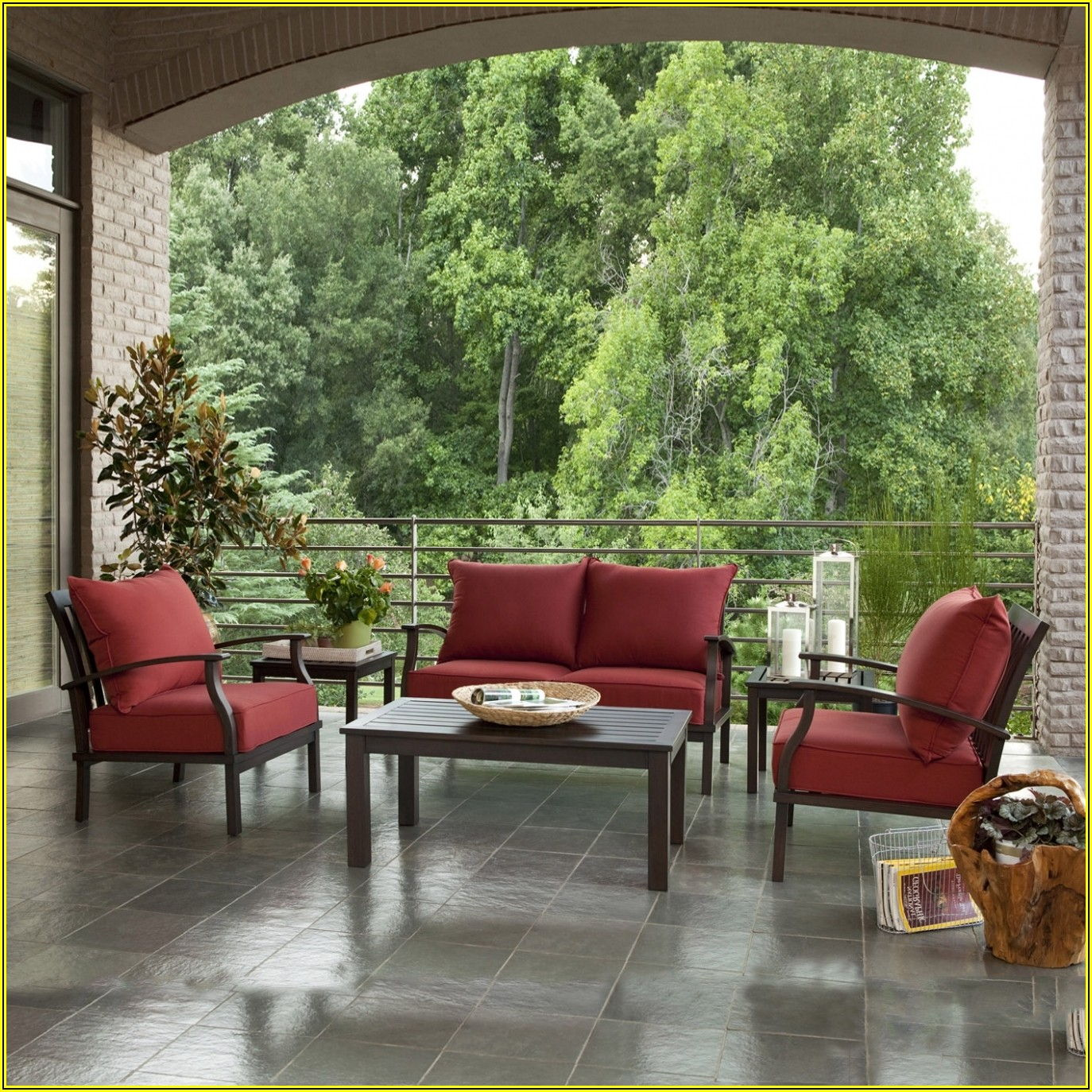 Allen And Roth Bellmare Patio Furniture
