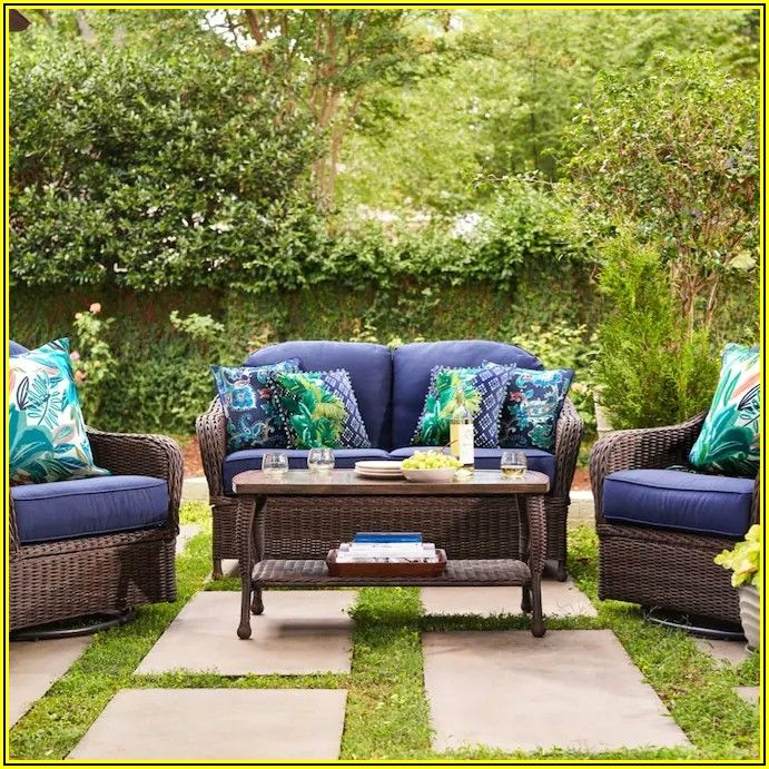 Allen And Roth Mcaden Patio Furniture