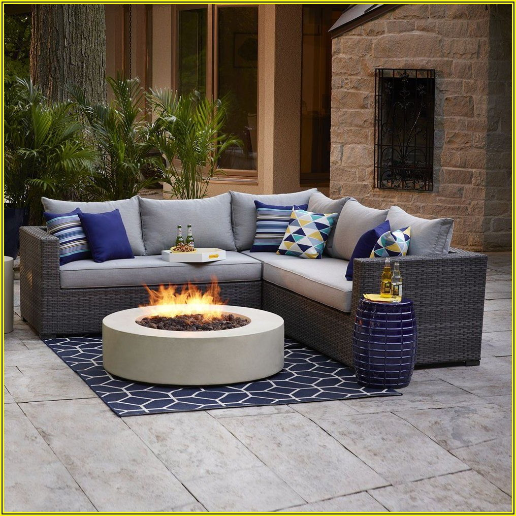Allen And Roth Wicker Patio Furniture