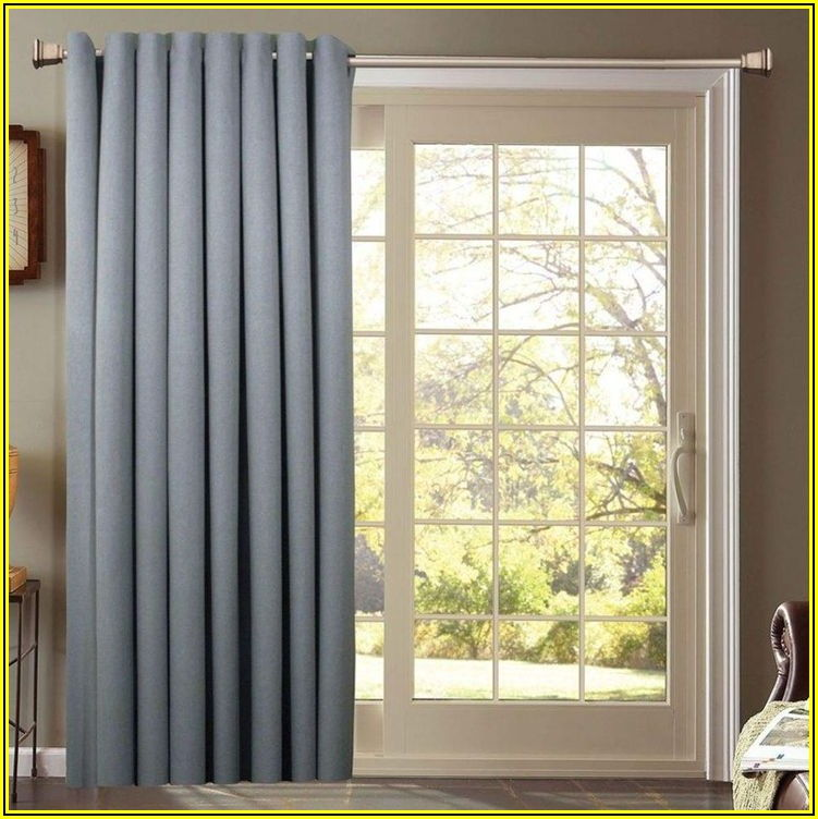 Alternative To Curtains For Patio Doors