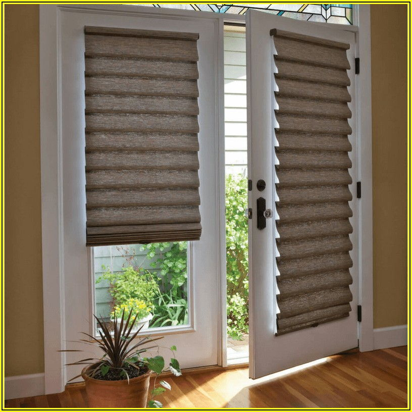 Alternative To Vertical Blinds For Patio Doors