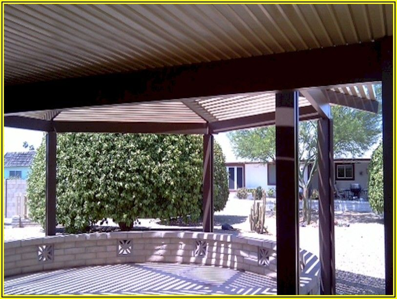 Aluma Lattice Patio Covers