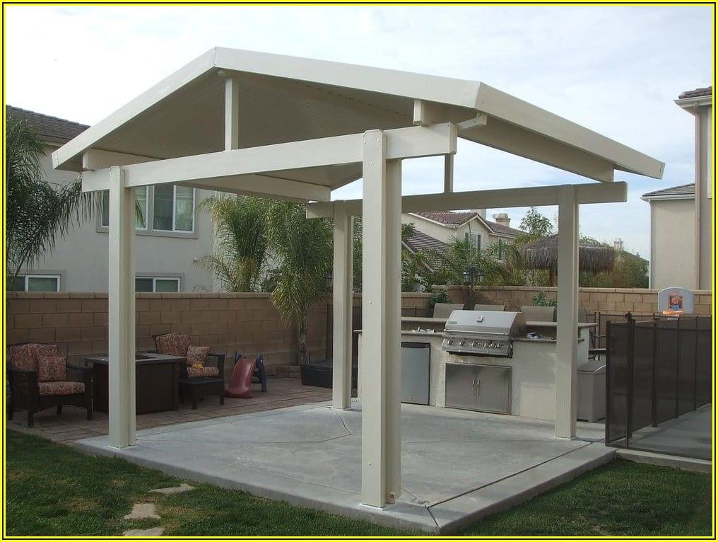 Alumawood Freestanding Patio Cover