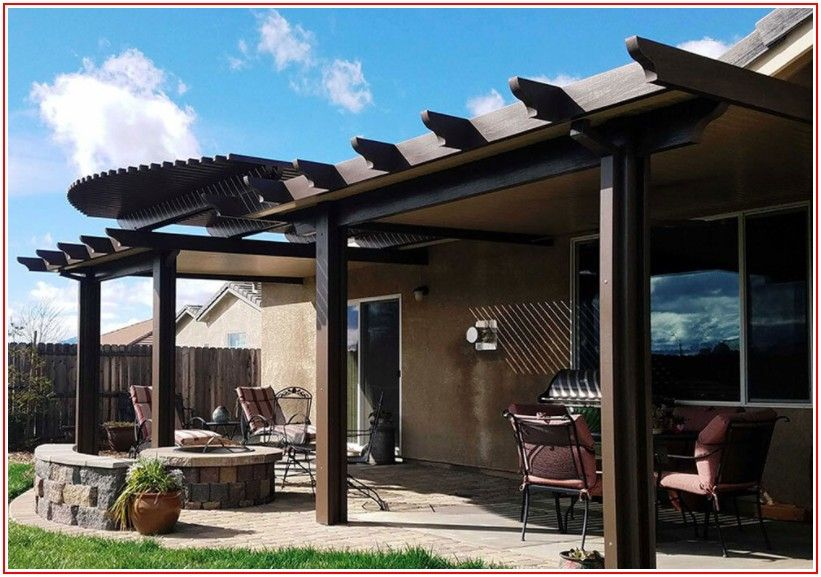Alumawood Patio Covers Redding Ca
