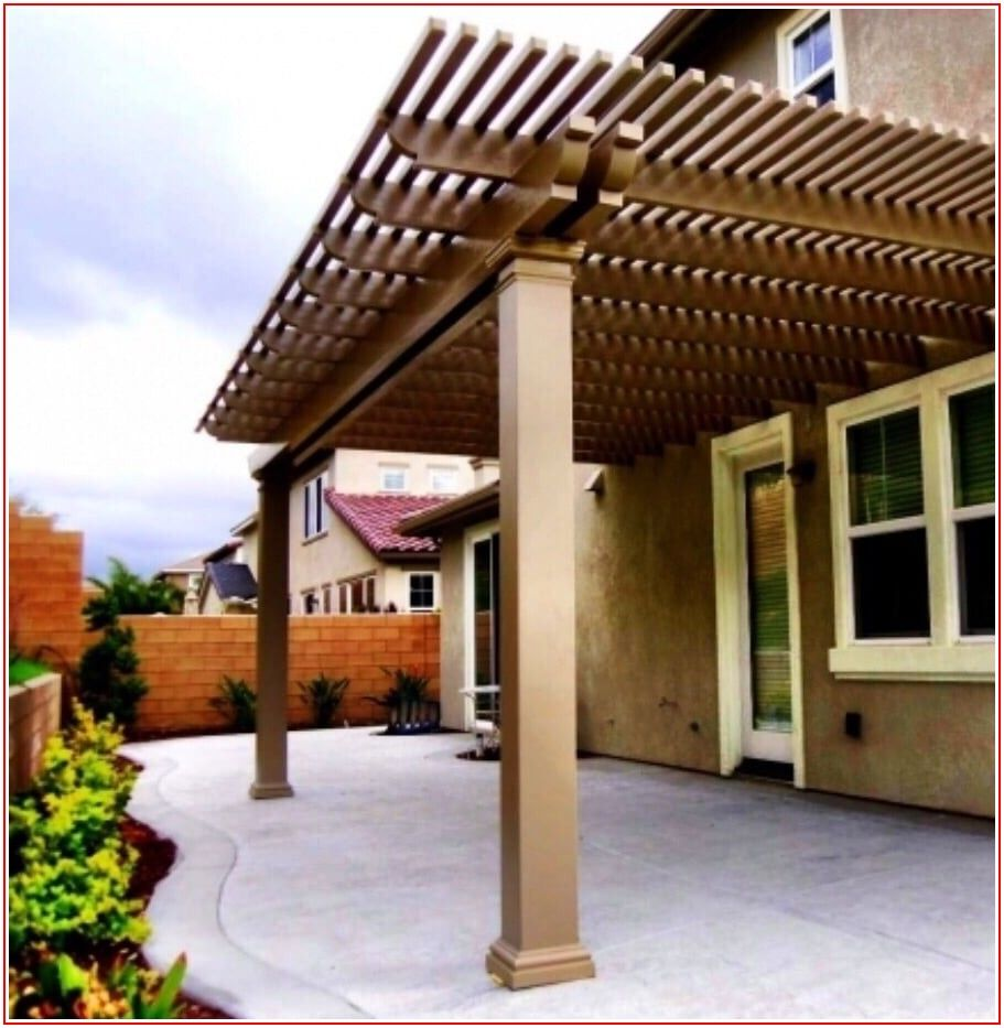 Alumawood Patio Covers Temecula Ca