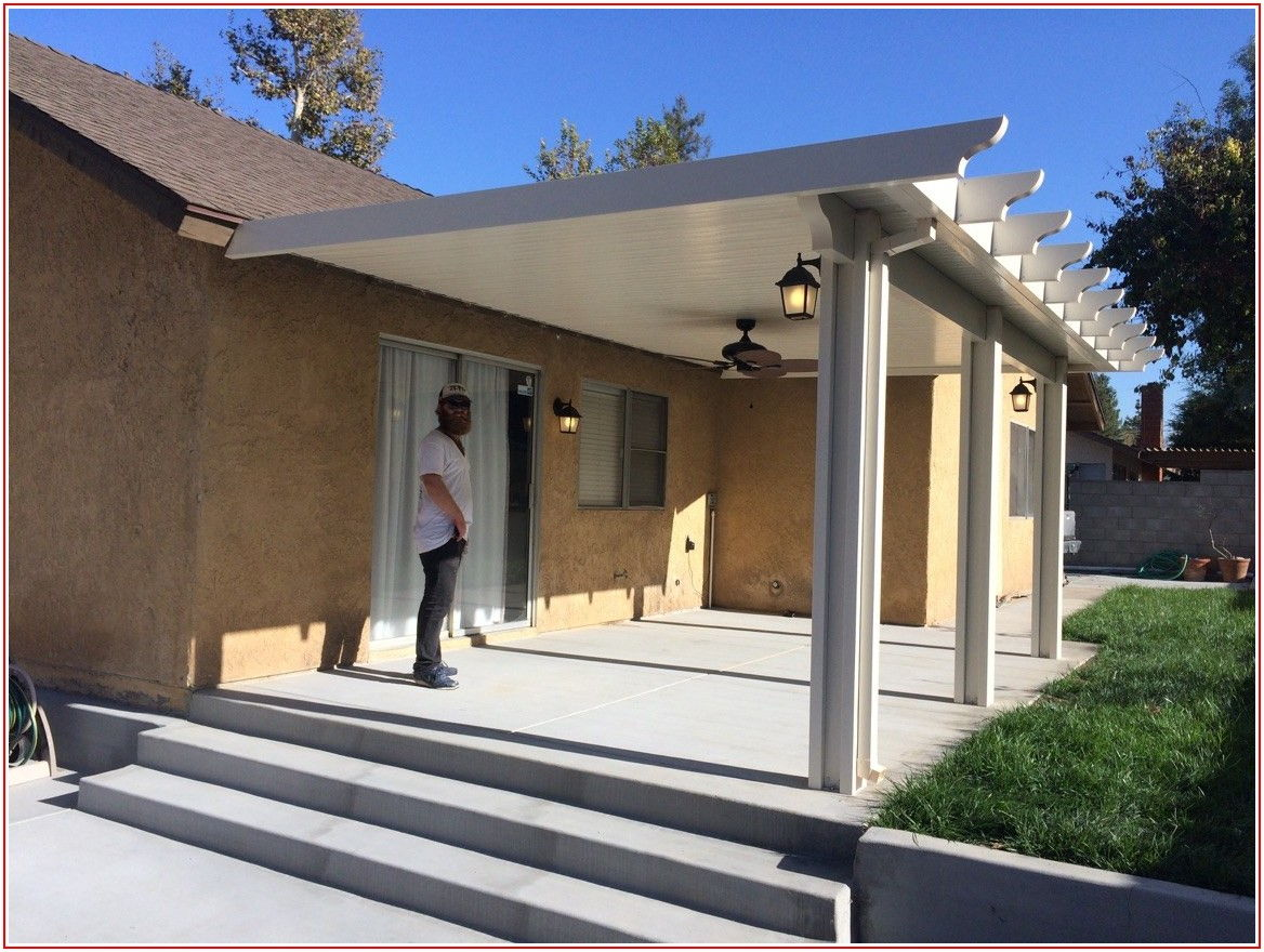 Alumawood Patio Covers Temecula