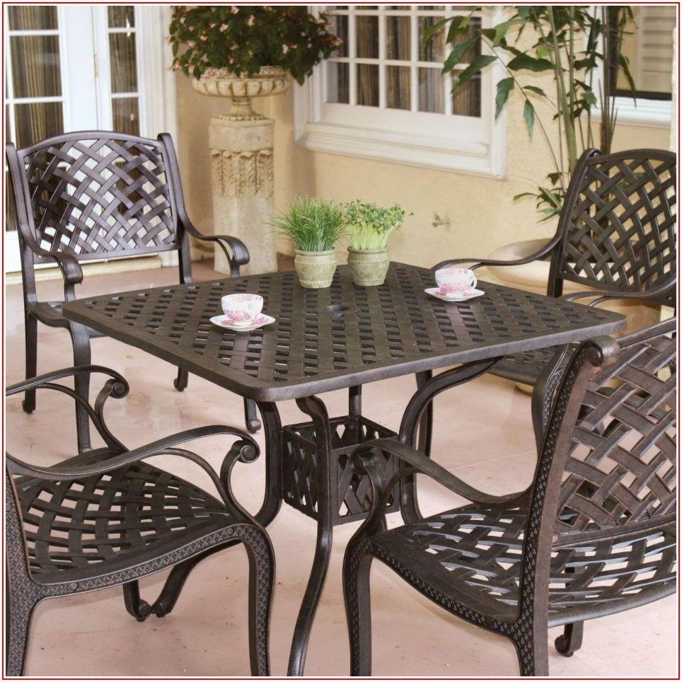 Aluminium Outdoor Patio Furniture
