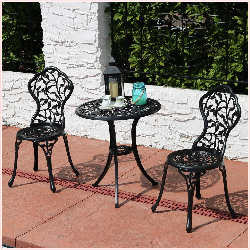 Aluminum Bistro Patio Sets