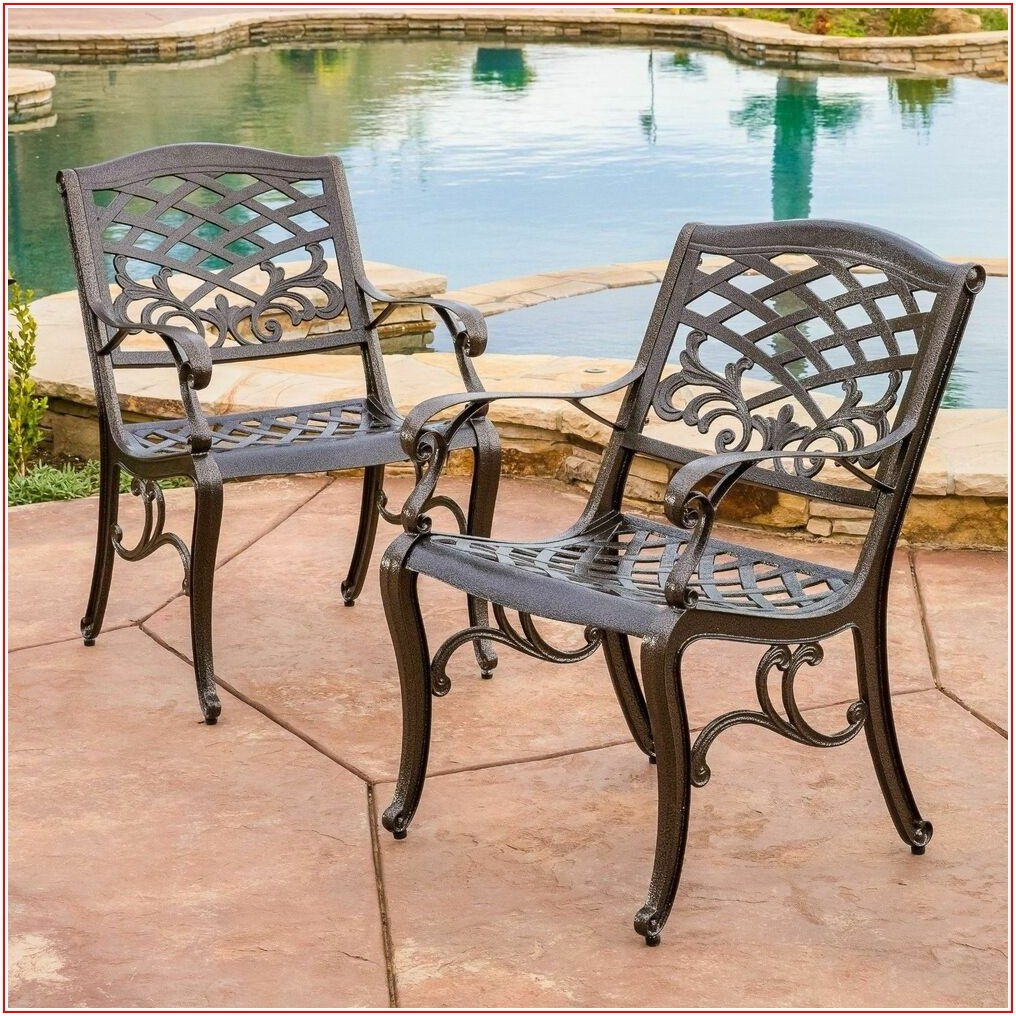Aluminum Chairs For Patio