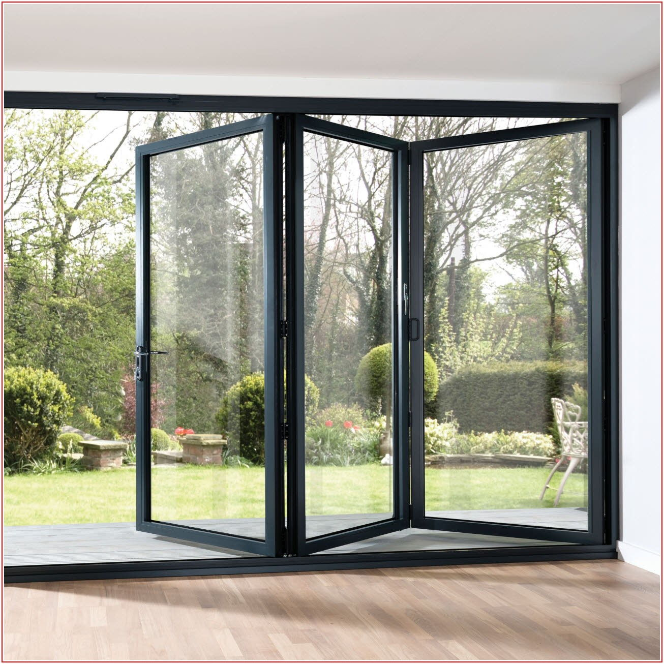 Aluminum French Patio Doors