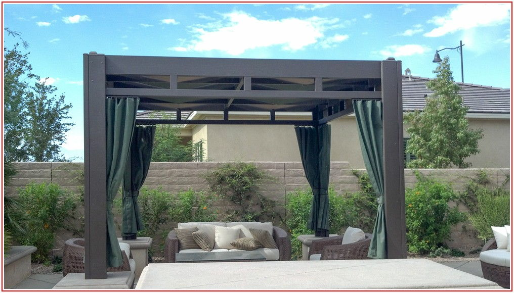 Aluminum Patio Cover Installers Near Me
