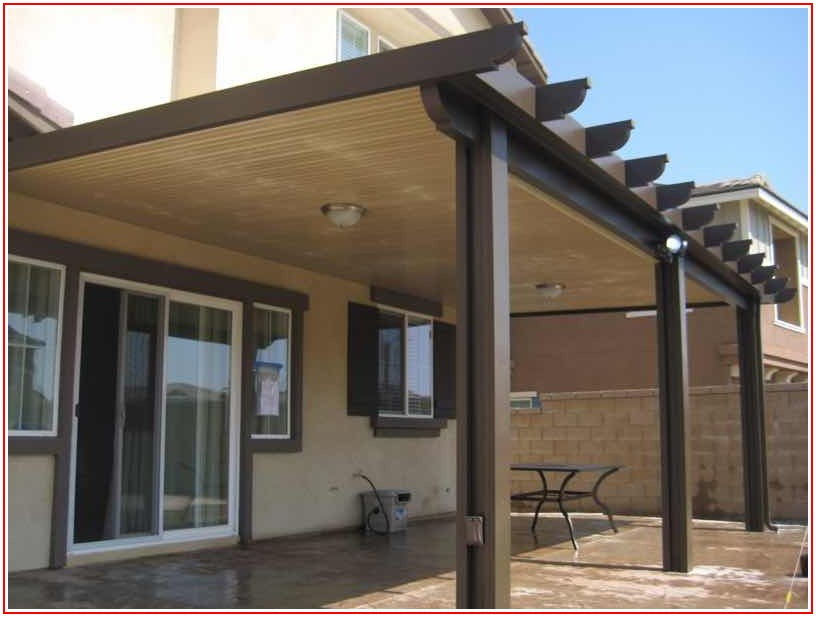 Aluminum Patio Cover Installers