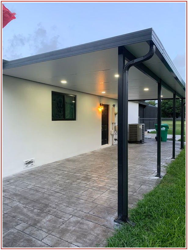 Aluminum Patio Covers Miami Fl