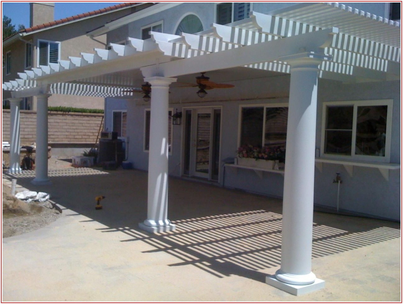 Aluminum Patio Covers Murrieta Ca