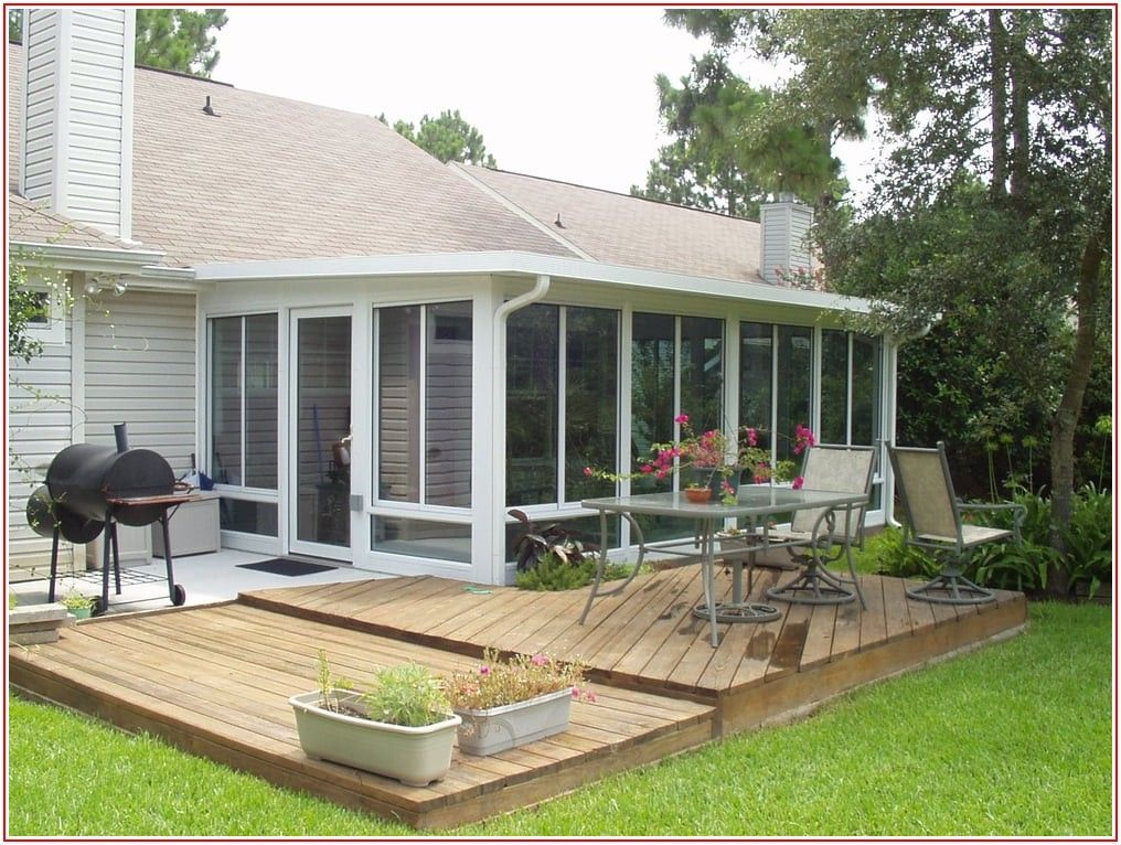 Aluminum Patio Enclosure Kits