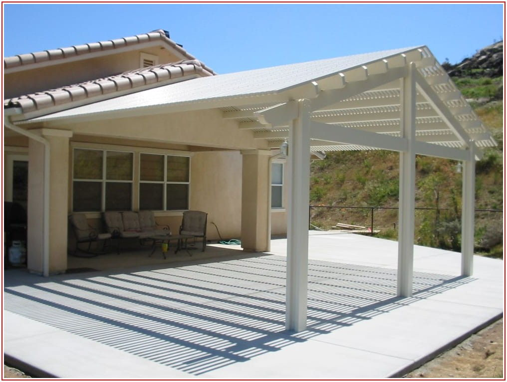 Aluminum Patio Roof Covers