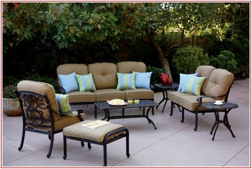Aluminum Patio Seating Sets