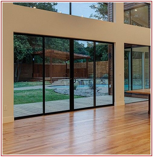 Aluminum Patio Sliding Screen Doors