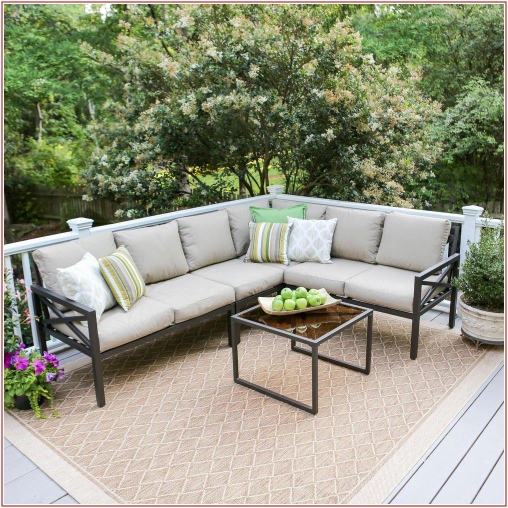 Aluminum Sectional Patio Furniture