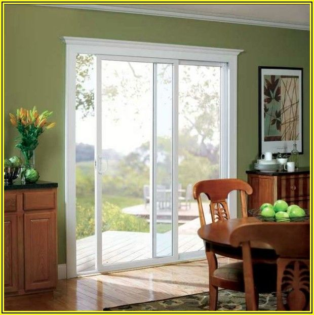 American Craftsman 50 Series Patio Door Installation Instructions