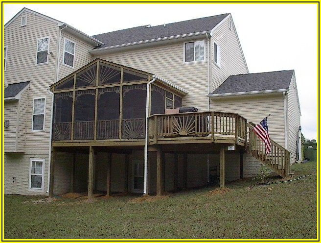 American Deck And Patio Maryland