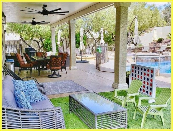 American Home Design Patio Covers