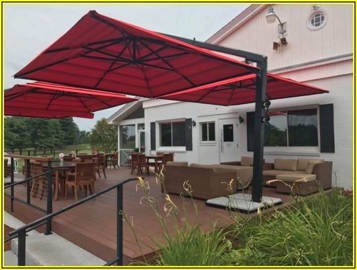 American Made Patio Umbrella