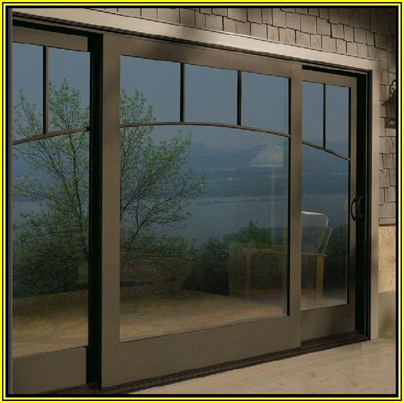Andersen 3 Panel Sliding Patio Door