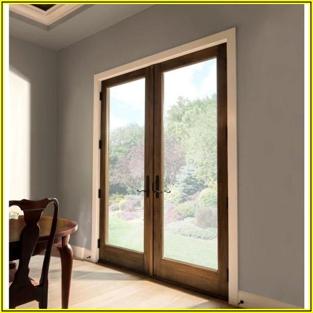 Andersen 400 Series Frenchwood Gliding Patio Door Installation