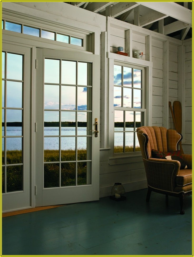 Andersen 400 Series Gliding Patio Door