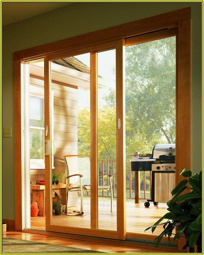 Andersen 72x80 Patio Door
