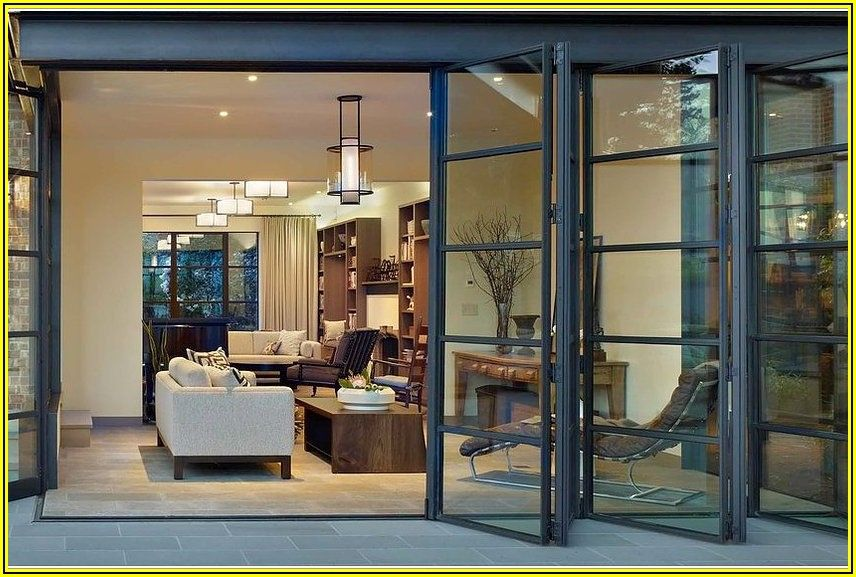 Andersen Bi Fold Patio Doors