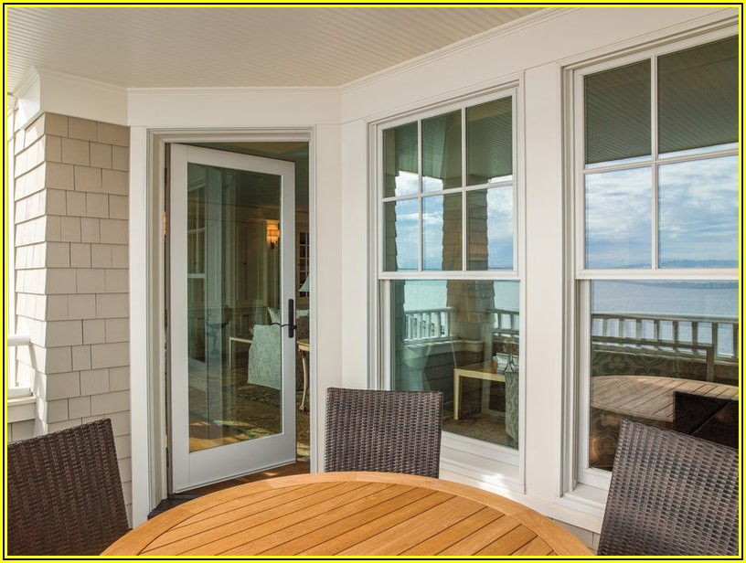 Andersen Frenchwood Patio Door