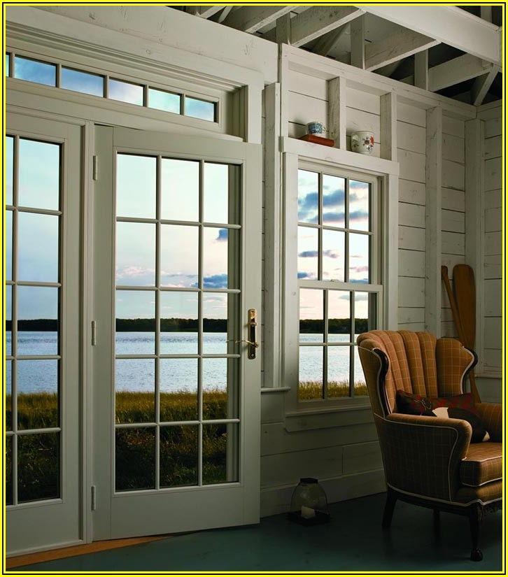 Anderson Wood Patio Doors
