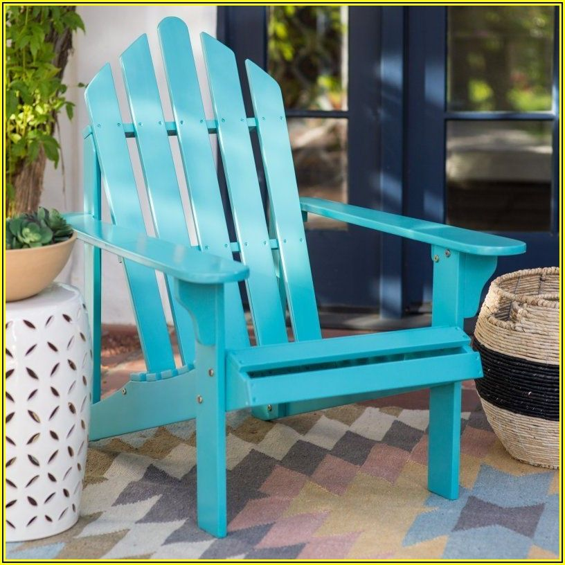 Aqua Blue Patio Furniture