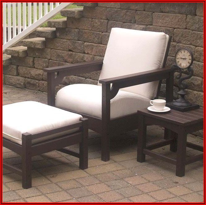 Arts And Crafts Mission Style Patio Furniture