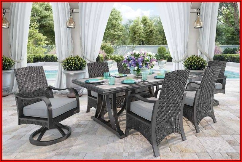 Ashley Furniture Patio Cushions
